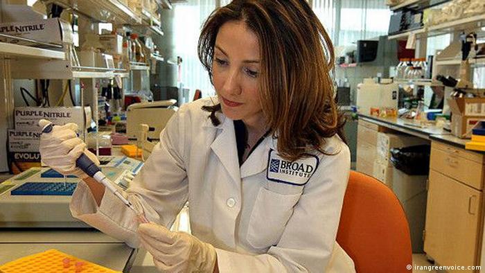 Erfolgreiche iranische Frauen (irangreenvoice.com)