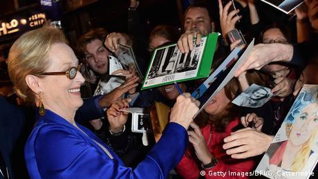 BFI London Film Festival Suffragette Premiere Meryl Streep