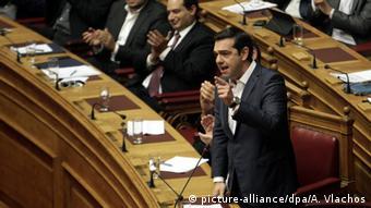 Ο πρώην Πρωθυπουργός Αλέξης Τσίπρας