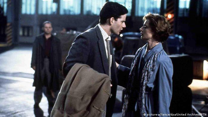 Escena de El inocente, de John Schlesinger.