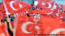 Symbolbild Türkische Parlamentswahl in Deutschland