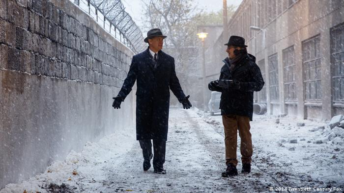 Filmdreh für 'Bridge of Spies' (Foto: 2014 Twentieth Century Fox)
