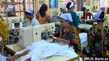 Bangladesch Arbeiter in der Textilbranche