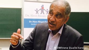 Mojib Latif Gewinner Deutscher Umweltpreis Hans Rieger Stiftung in Bonn Deutschland