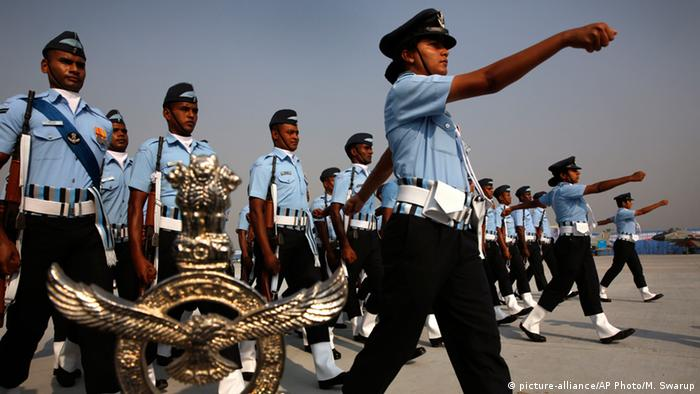 Indian Air Force Frauen