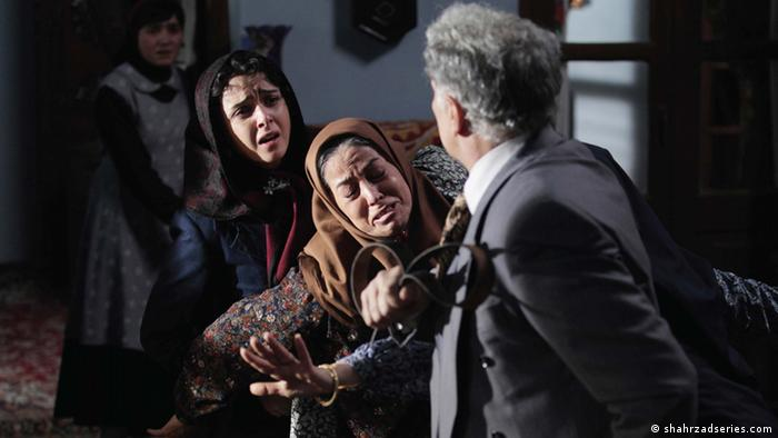 Iran TV Serie Shahrzad (shahrzadseries.com)