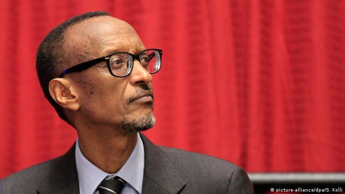 Photo of Paul Kagame