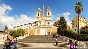 Η Ισπανική Σκάλα στην καρδιά της ιταλικής πρωτεύουσας