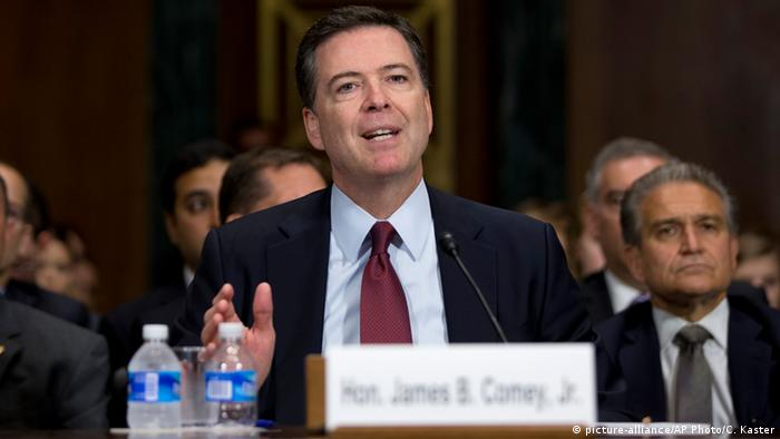 James Comey (picture-alliance/AP Photo/C. Kaster)