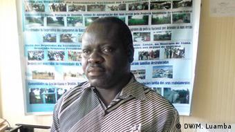Angola Rafael Morais Menschenrechtsaktivist