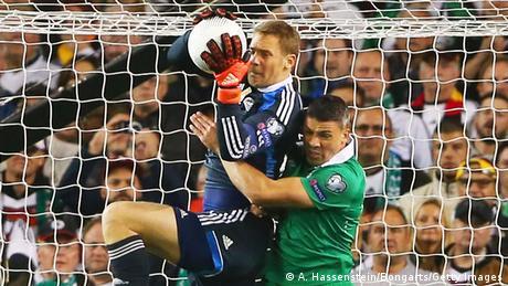 UEFA Euro 2016 Qualifikation Irland Deutschland