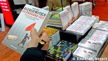 Deutschland Weißrussland Swetlana Alexijewitsch Nobelpreis 2015 Buchladen in Berlin