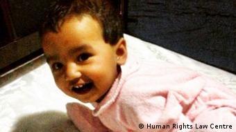 Australien Gerichtsurteil über Asylanten Baby
