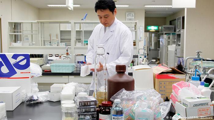 Japan Pharmaindustrie Symbolbild