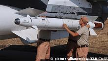 Russland Syrien Militärhilfe