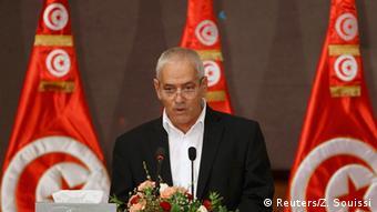 Tunesien: Houcine Abassi, Gewerkschafter