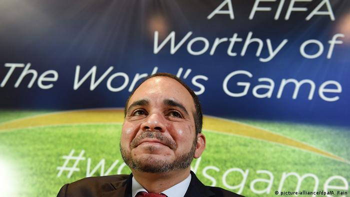 FIFA Ali Bin Hussein