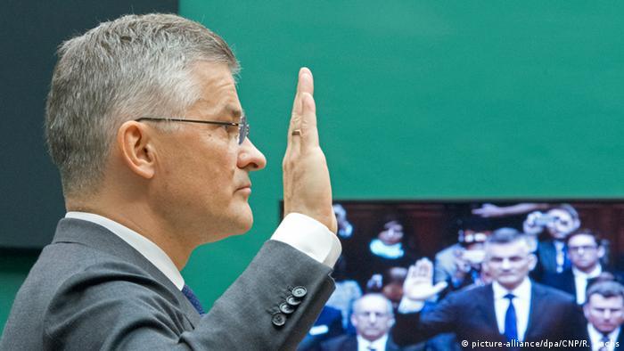 USA Anhörung VW Abgas-Skandal - CEO Michael Horn