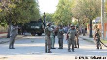 Mosambik Polizei umstellt Haus von Afonso Dhlakama