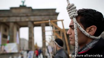 Ιρανοί διμαρτύρονται στο Βερολίνο