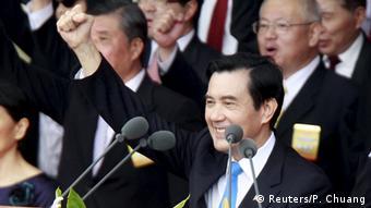 Präsident von Taiwan Ma Ying-jeou