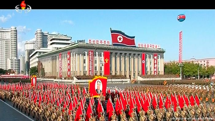 Nordkorea feiert 70. Gründungstag der herrschenden Arbeiterpartei