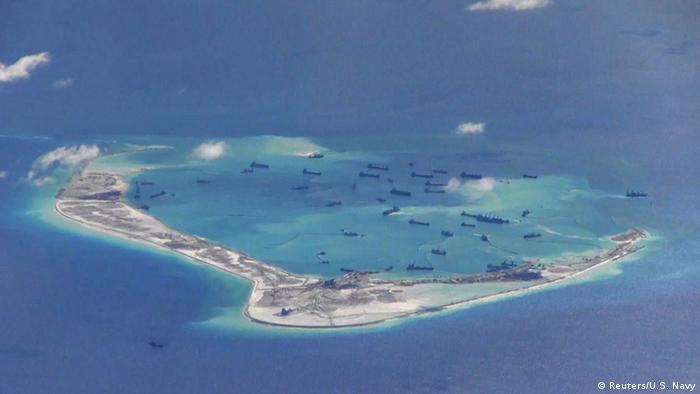 Spratly Islands Inseln
