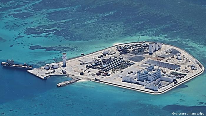 Spratly Islands Inseln
