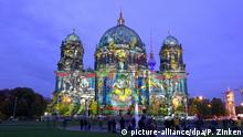 Bildergalerie Festival of Lights in Berlin
