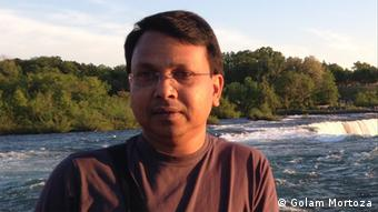 Bangladesh Journalist Golam Mortoza