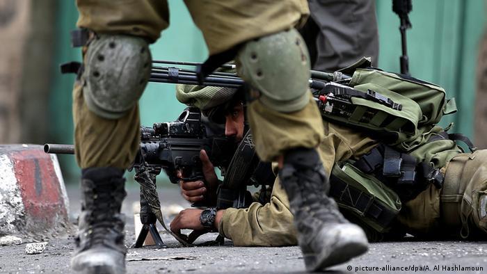 Westjordanland Hebron Ausschreitungen Gewalt