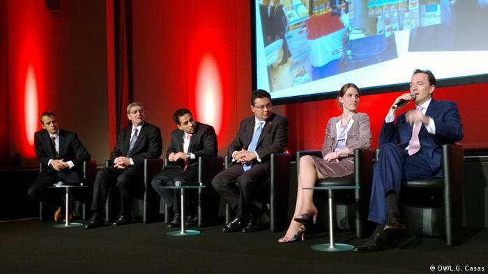 Anuga 2015 in Köln - Vortrag über Paraguay als Inversionenempfänger