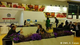 Anuga 2015 in Köln - Paraguay Fleisch Stand