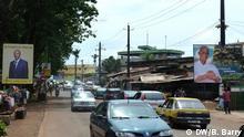 Wahlkampf in Guinea 2015 Alpha Condé Cellou Dalein Diallo NEU