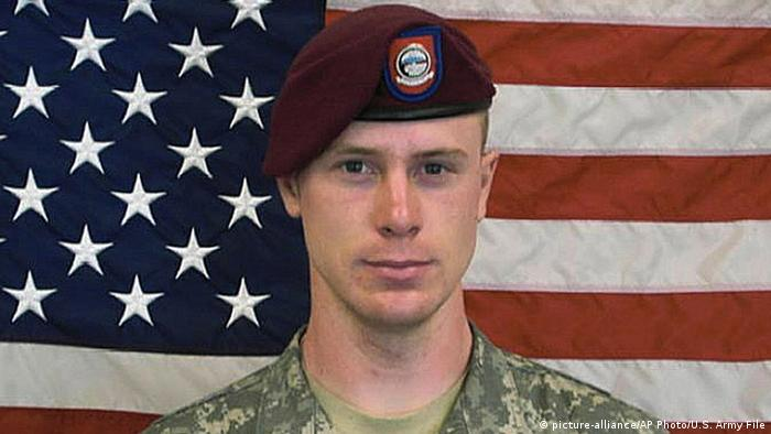 USA Afghanistan Soldat Bowe Bergdahl (picture-alliance/AP Photo/U.S. Army File)