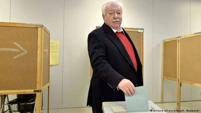 Vienna's mayor Michael Häupl