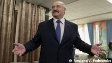 Belarus Wahlen 2015