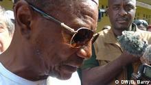 Präsidentenwahl Guinea Alpha Condé