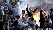 Türkei Unruhen bei Kurden-Demonstration in Istanbul