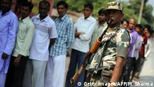 Indien Wahlen