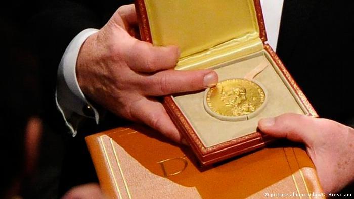 Symbolbild Nobelpreis für Wirtschaft