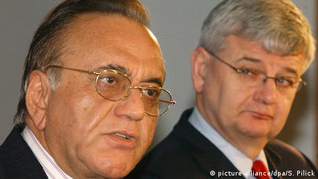 Deutschland Khurshid M. Kasuri in Berlin