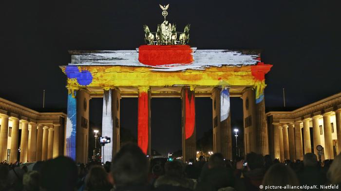 Deutschland Festival of Lights in Berlin (Bildergalerie)