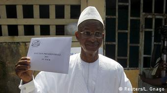 Le chef de file de l'opposition, Cellou Dalein Diallo est contre l'adoption d'une nouvelle constitution en 2020