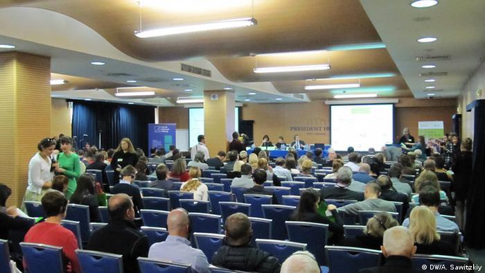 На конференції Київський діалог
