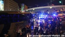 Israel Jerusalem Attentat Bus