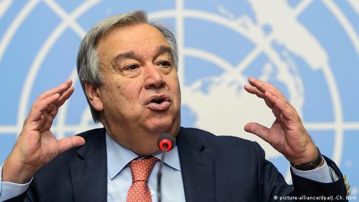 Portugal's Antonio Guterres leads race to be next UN secretary-general
