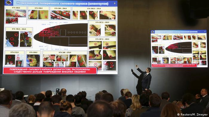 Pressekonferenz des Buk-Herstellers Almas-Antei (13.10.2015)