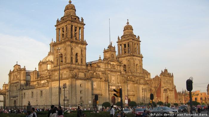 Mexico City's Metrolitan Cathedral