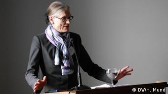 Dr. Ingeborg Berggreen-Merkel, Copyright: Heike Mund/DW